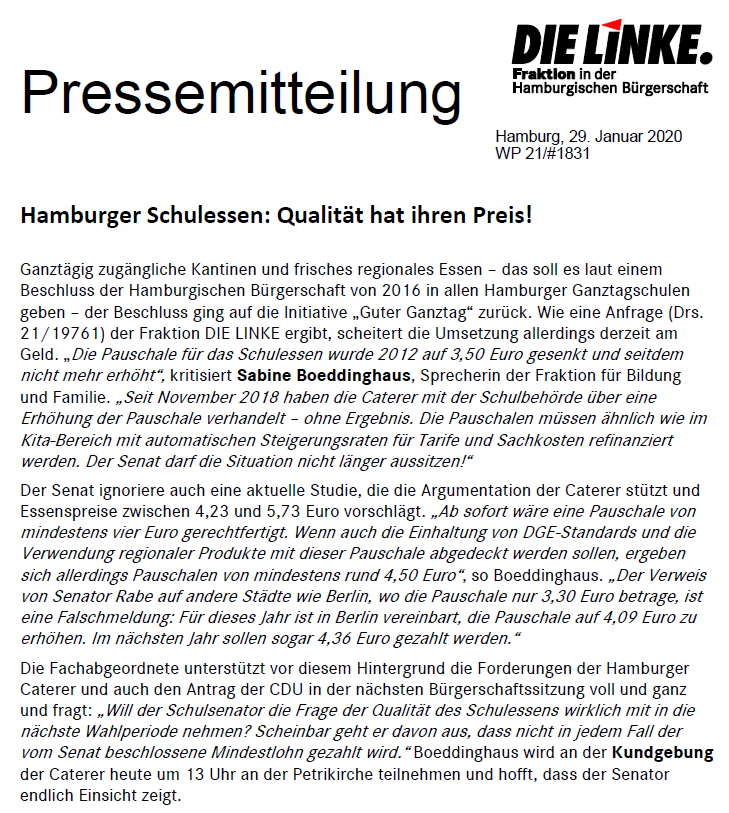 PDF Pressemitteilung Linke